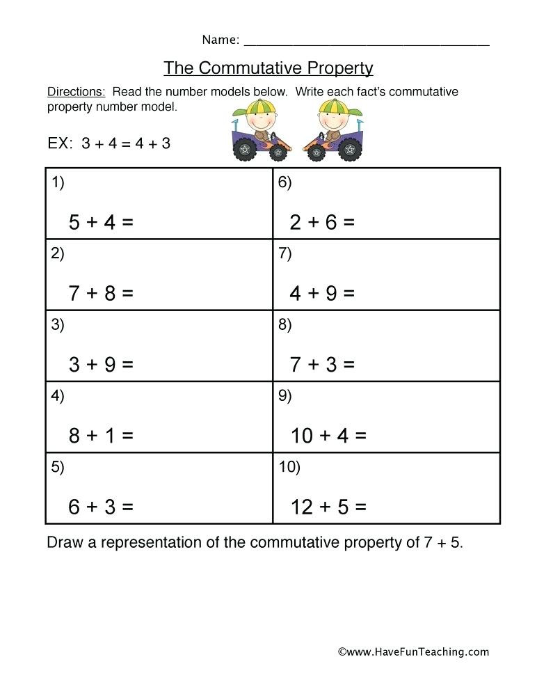 3rd Grade Distributive Property Worksheets Distributive Property 3rd Grade Worksheets – Leter