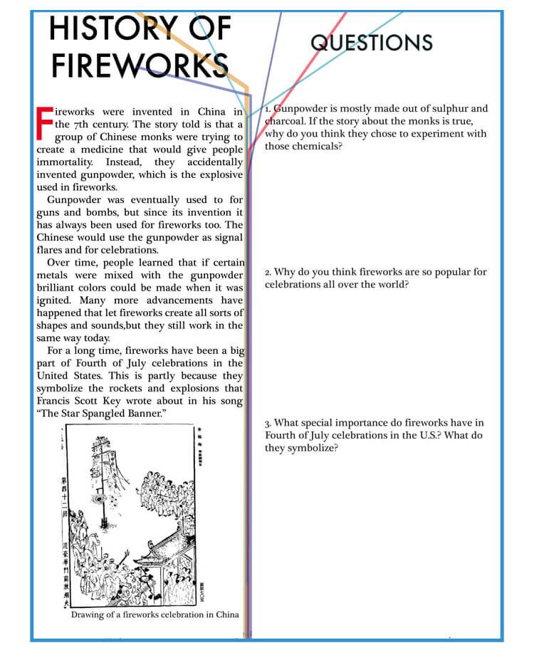 4th Grade Reading Response Worksheets 14 Free Reading Response Worksheet Templates Word Pdf