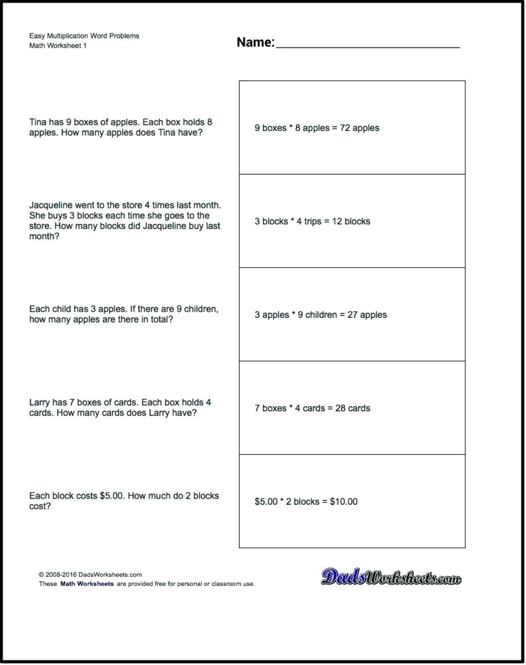 4th Grade Rounding Worksheets 4th Grade Math Rounding Worksheet
