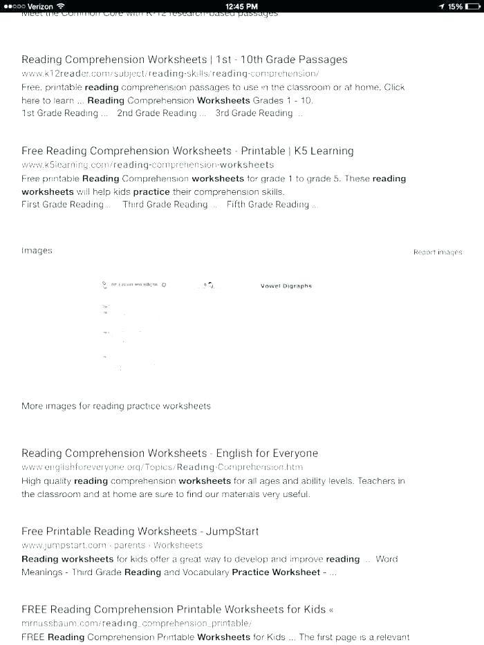5th Grade Worksheets Printable Reading Free Main Idea Worksheets 5th Grade – Dailycrazynews