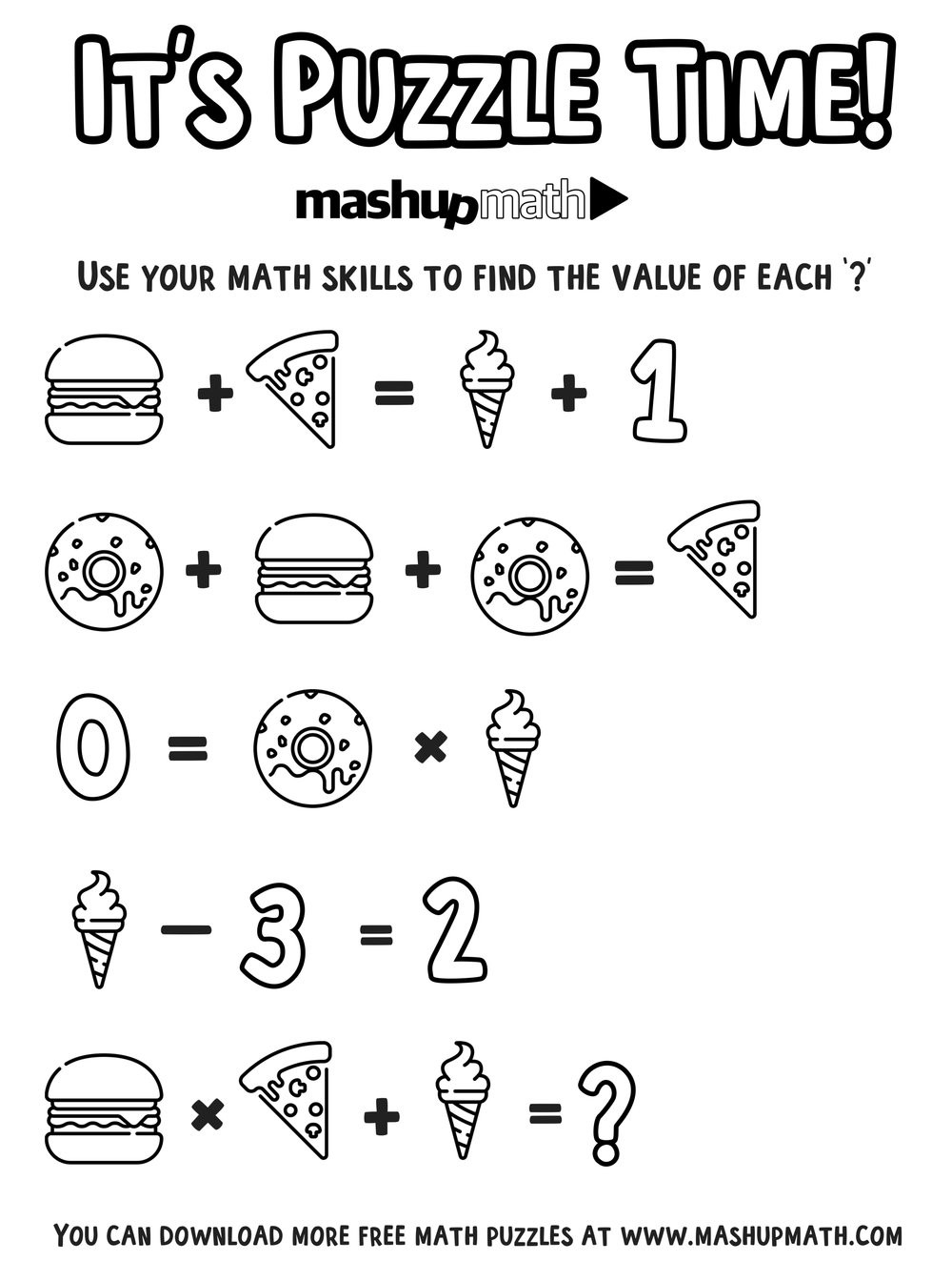 6th Grade Math Puzzles Worksheets Free Math Coloring Worksheets for 5th and 6th Grade — Mashup