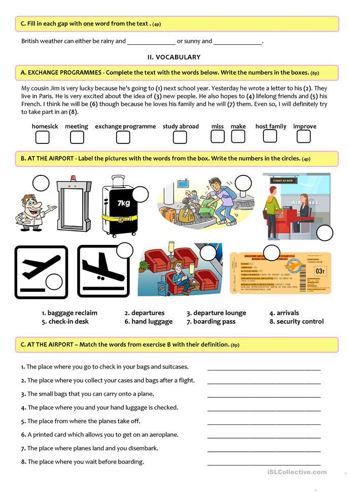 9th Grade Writing Worksheets ปักพินในบอร์ด Grammar