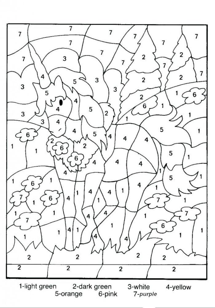 Addition Coloring Worksheets for Kindergarten Addition Coloring Page Worksheets