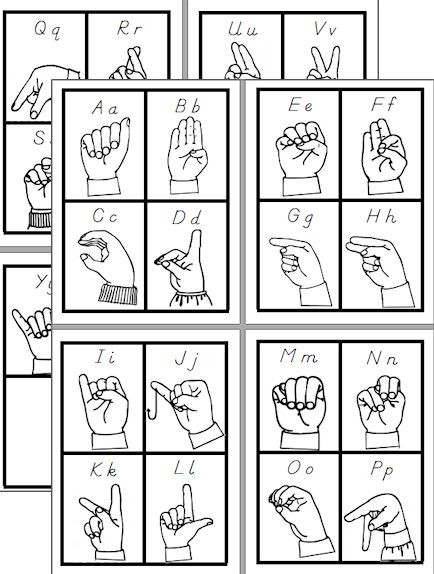 American Sign Language Worksheets Printable Chsh Teach asl American Sign Language Teacher Resources