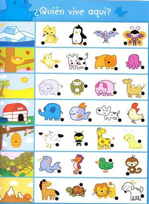 Animal Habitat Worksheets for Kindergarten Free Printable Worksheets On Animal Habitats