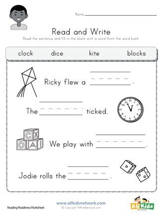 Complete Sentence Worksheets 4th Grade Plete the Sentences Worksheet