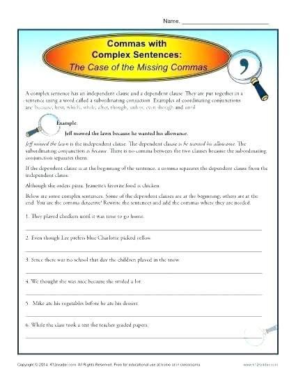 Correlative Conjunctions Worksheet 5th Grade Correlative Conjunctions Worksheets Worksheet Correlative