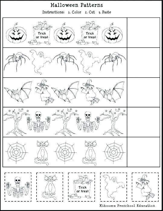 Cut and Paste Worksheets Kindergarten Thanksgiving Cut and Paste Worksheets – Bahamasecoforum
