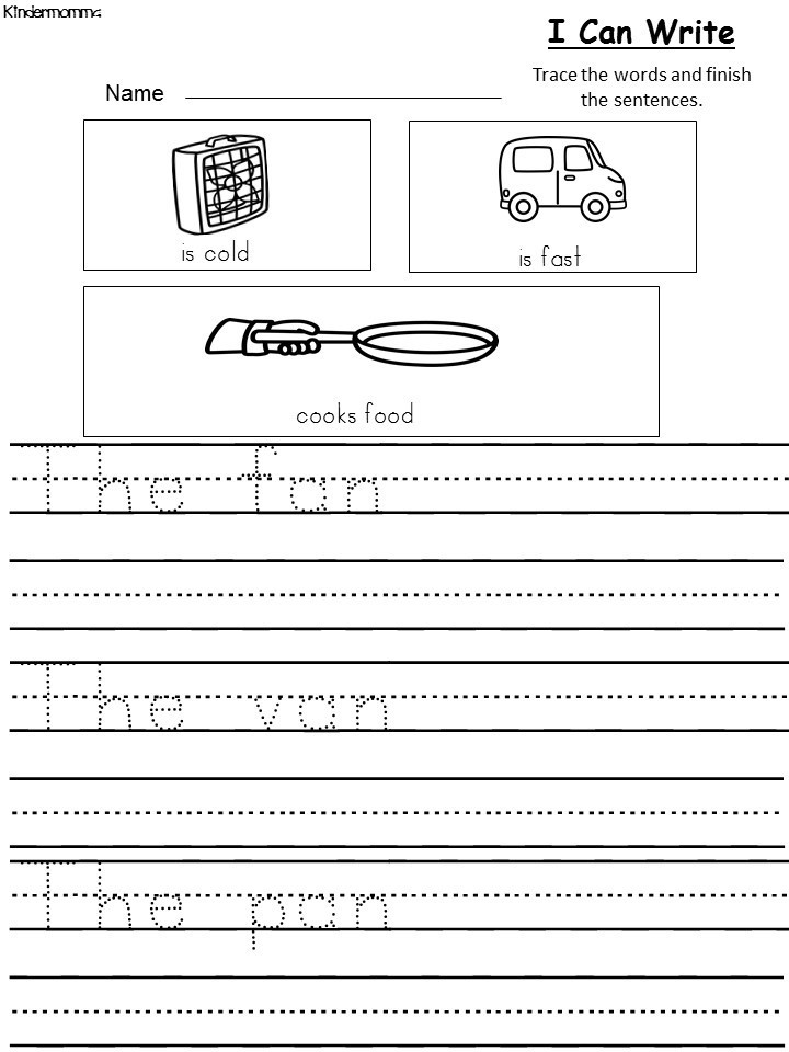 Cvc Worksheets Kindergarten Free Free Phonics Cvc Worksheet for Kindergarten Kindermomma
