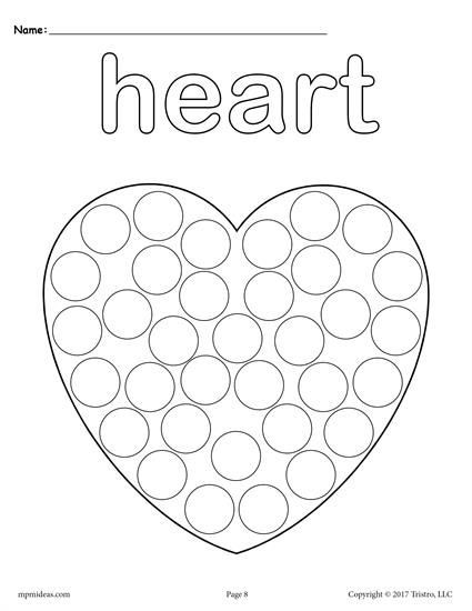 Dot to Dot Art Printables 12 Shapes Do A Dot Printables