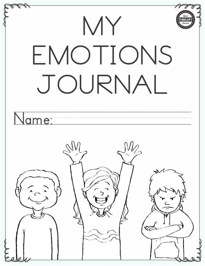 Emotions Worksheets for Preschoolers Emotional Regulation Worksheets for Boys and Girls Your