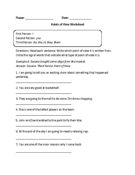 English Worksheets for 8th Grade 8th Grade Mon Core Reading Literature Worksheets