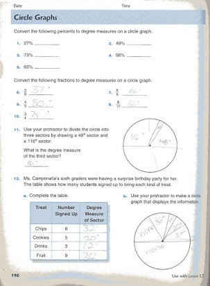 Everyday Math 4th Grade Worksheets Everyday Math 5th Grade Homework Answers
