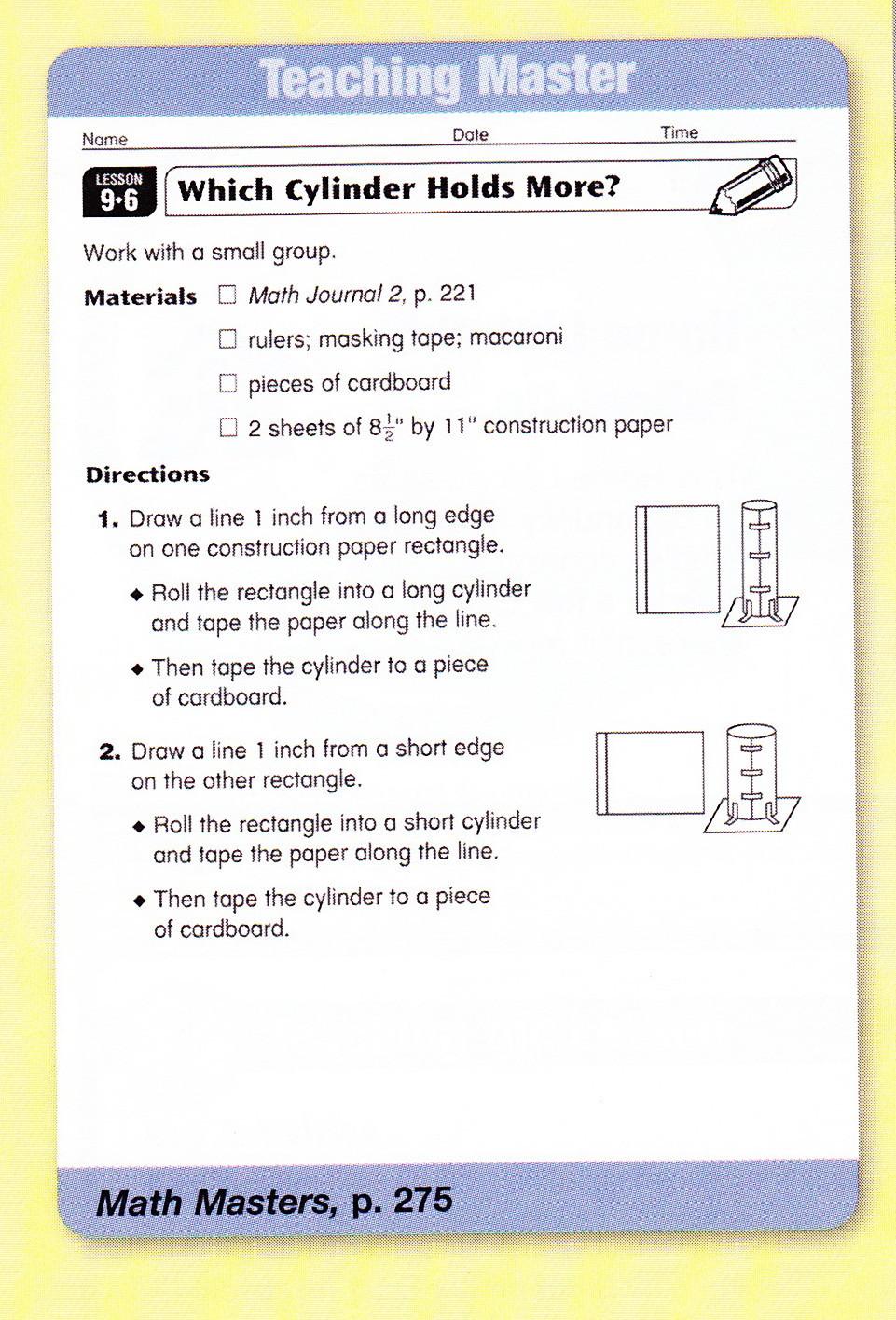 Everyday Math 4th Grade Worksheets Everyday Math Grade 2 Worksheets & Everyday Math Grade 4
