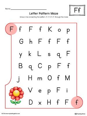 F Worksheets for Preschool Worksheet Alphabet Practice F Letter F Do A Dot Worksheet
