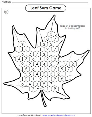 Fall Math Worksheets 2nd Grade Autumn Worksheets