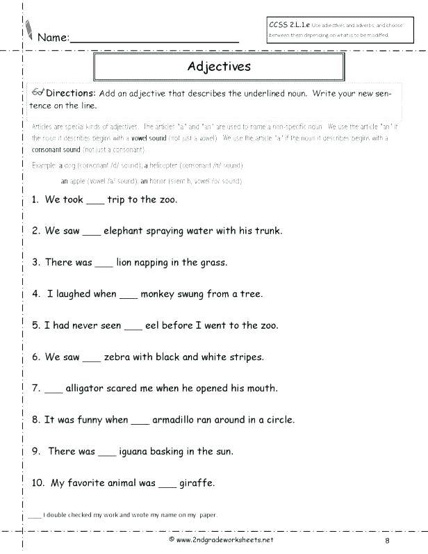 First Grade Pronoun Worksheets Pronoun Worksheets 1st Grade Singular and Plural Possessive