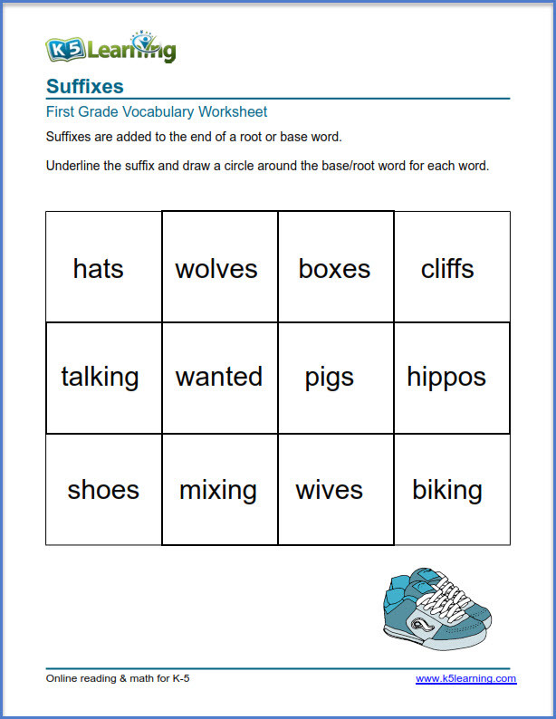 First Grade Vocabulary Worksheets First Grade Vocabulary Worksheets – Printable and organized