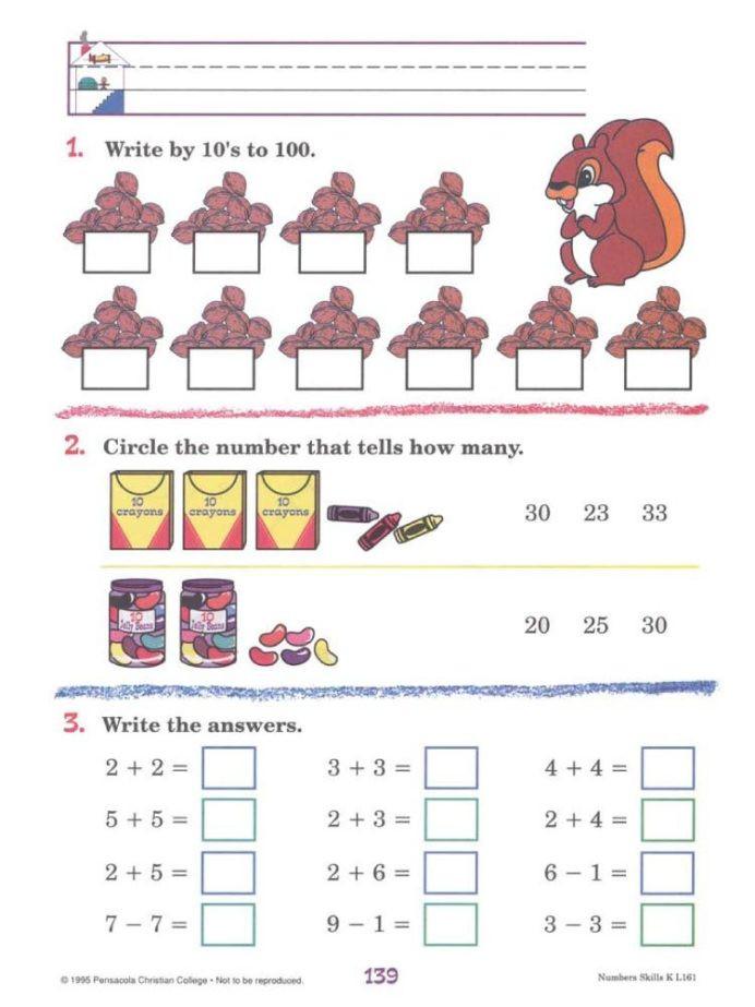 Free Printable Abeka Worksheets Abeka Curriculum Enrichment Downloads Preschool Worksheets