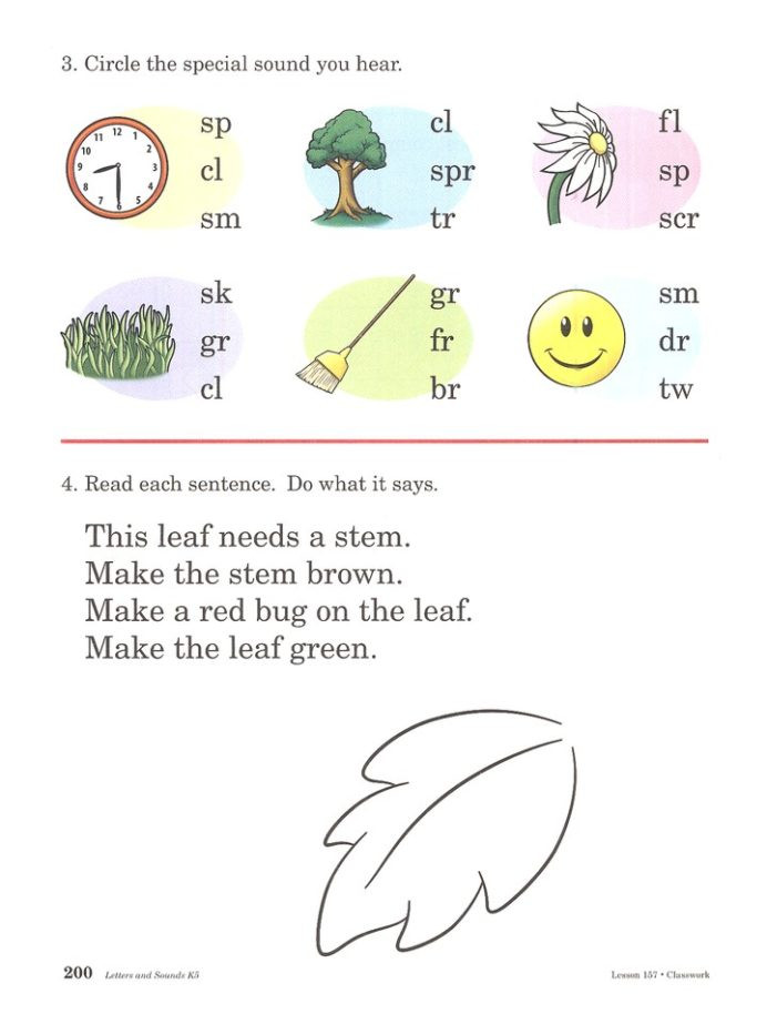 Free Printable Abeka Worksheets Abeka Letters and sounds K5 Christianbook Preschool