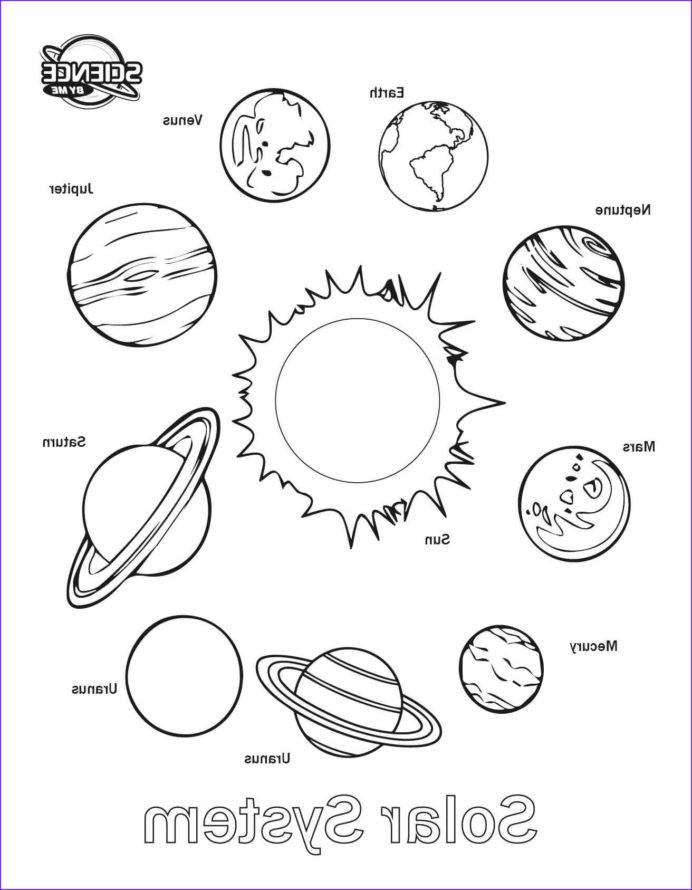 Free Printable Abeka Worksheets Coloring solar System Sheet Free Printable Sheets Awesome