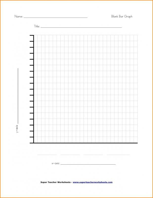 Free Printable Bar Graph Line Graphs Template