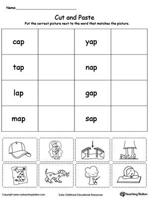 Free Printable Cvc Worksheets Kindergarten Cvc Worksheets & How to Teach Cvc Words to