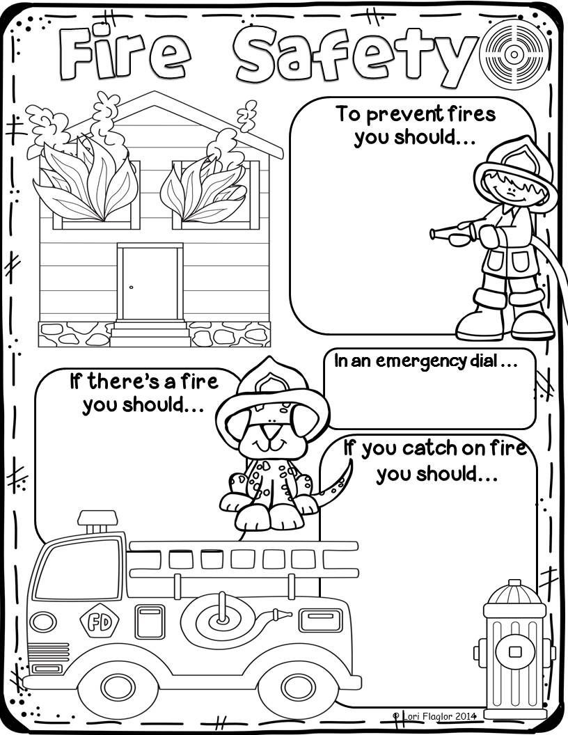 Free Printable Fire Safety Worksheets Fire Safety Poster Prevention K1 Worksheets Printable Matrix