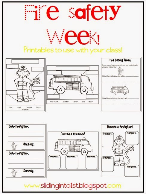 Free Printable Fire Safety Worksheets Kindergarten Fire Safety Worksheets & Ks3 Science Induction