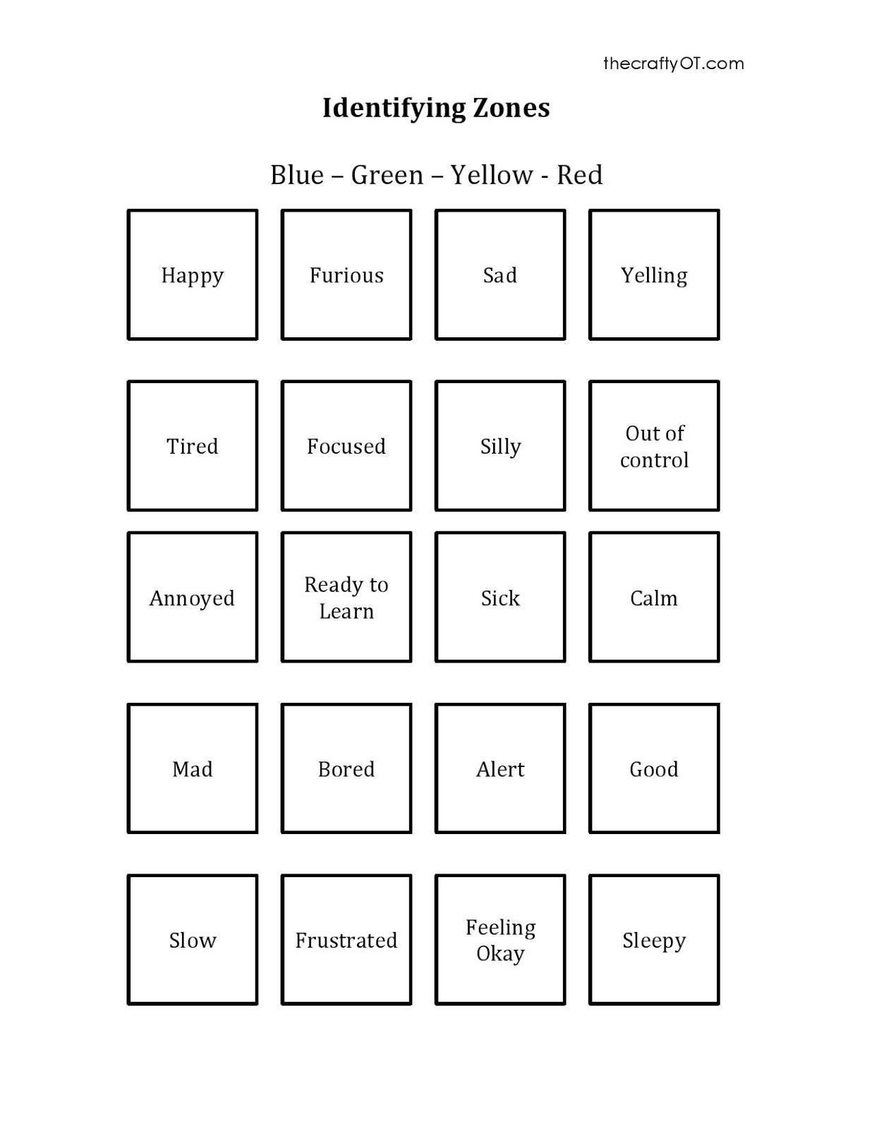 Free Printable Keyboarding Worksheets the Crafty Ot Free Fall Worksheets