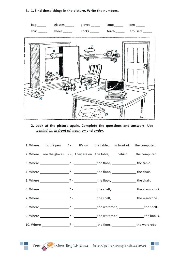 Free Printable Preposition Worksheets Preposition Worksheets Grade 4 – Keepyourheadup