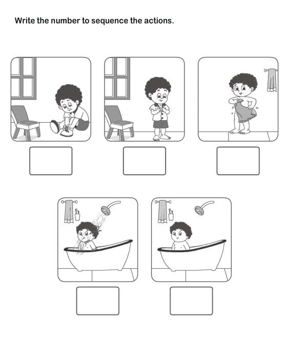 Free Printable Sequencing Worksheets Sequencing Lessons Tes Teach