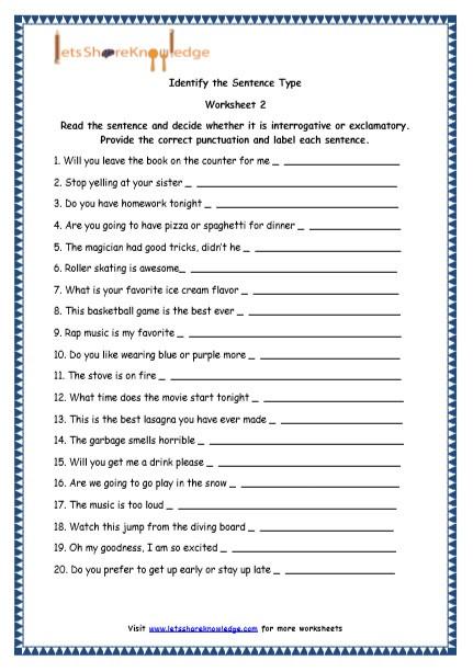 Free Printable Simile Worksheets Grade English Resources Printable Worksheets topic Types