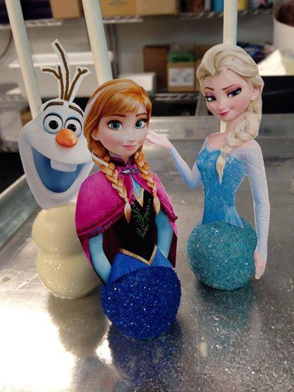 Frozen Cake toppers Printable Free Disney Frozen 2 Printable for Cake Pops – Raleigh Cake Pops