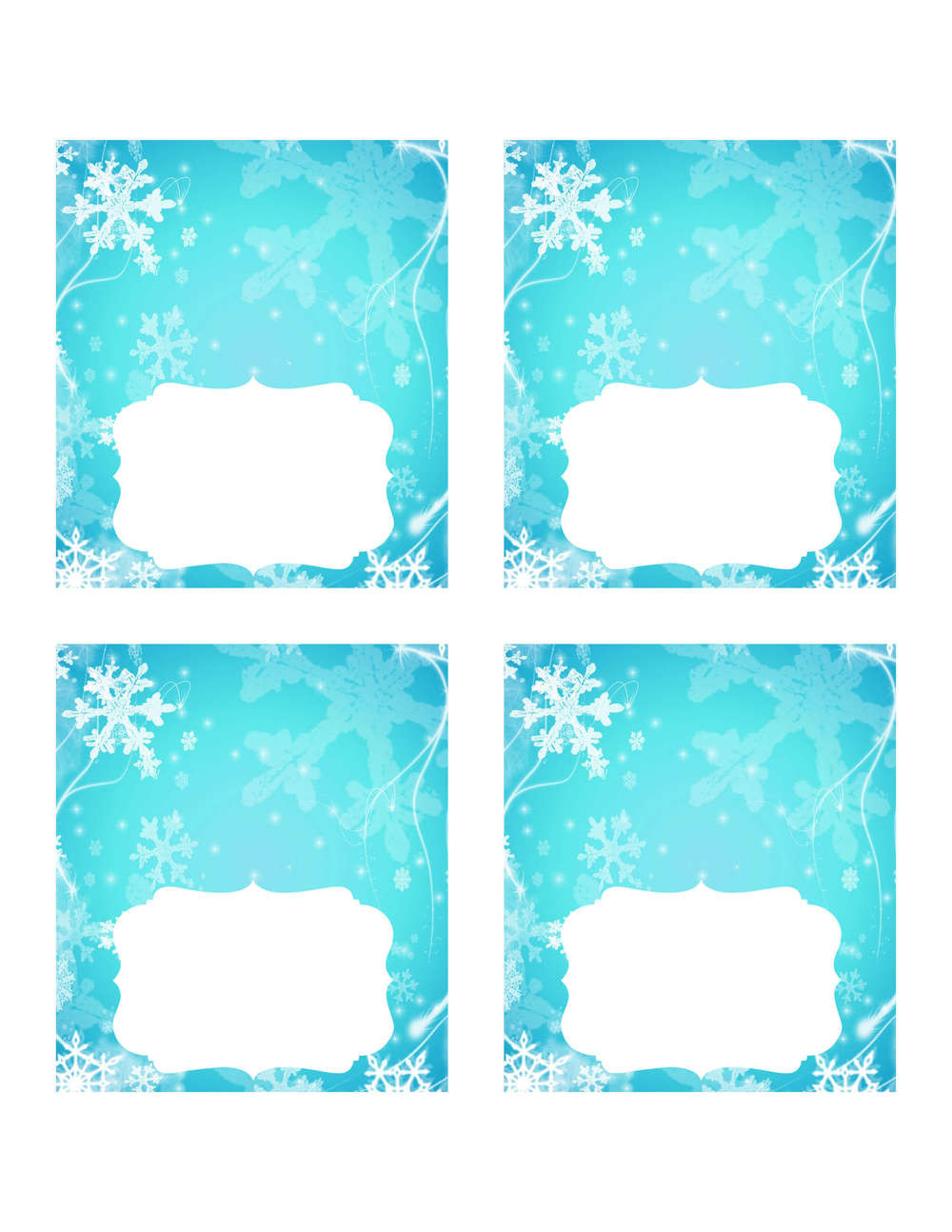 Frozen Free Printable Food Labels Frozen Party Ideas with Free Printables