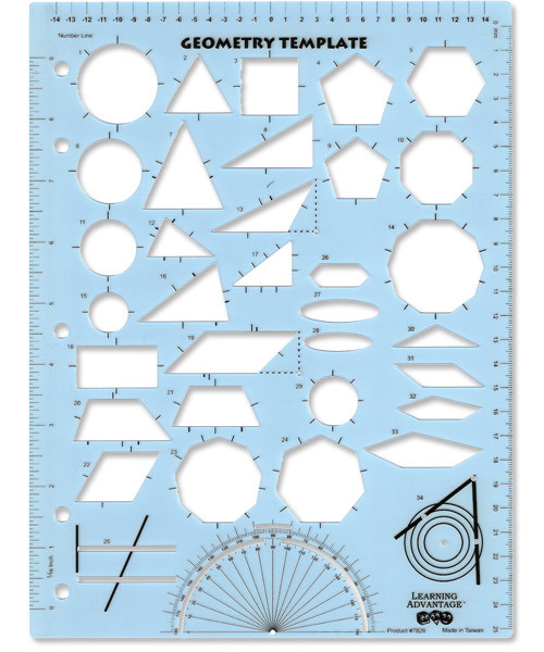 Geometry Template Printable Geometry Templates 7 Templates for Slide to Her Geometric