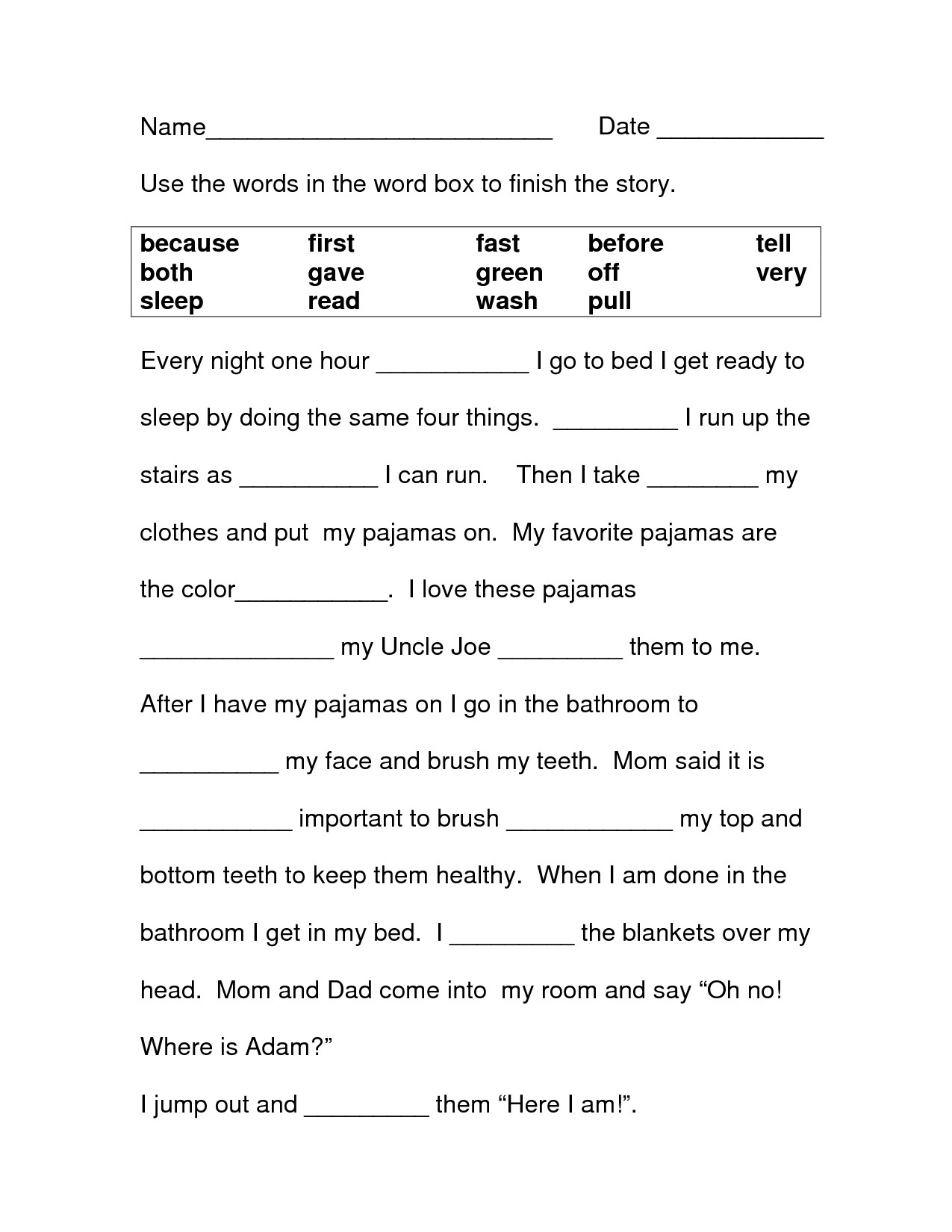 Grammar Worksheets for 3rd Grade 3rd Grade Worksheets Best Coloring Pages for Kids
