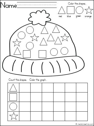 Graphing Worksheets Kindergarten Kindergarten Graphing Printable Worksheets – Goodaction