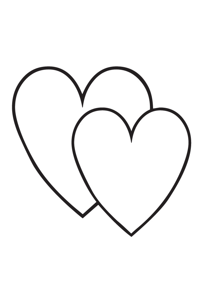 Heart Coloring Worksheet Free Broken Heart Coloring Pages Download Free Clip Art