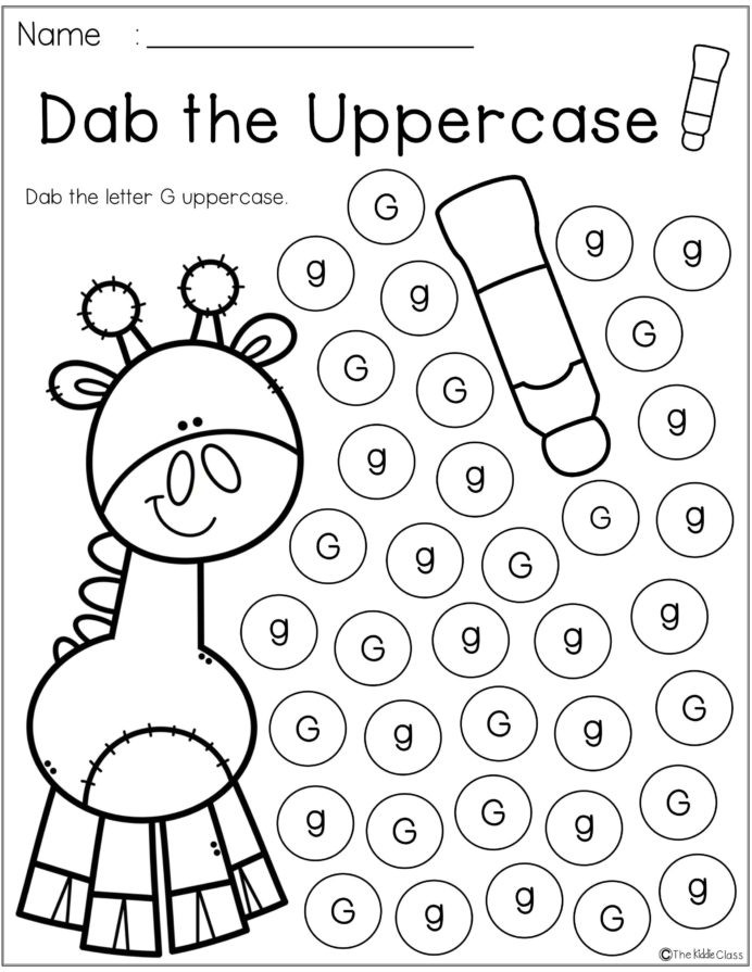 Jolly Phonics Worksheets for Kindergarten Letter the Week Activities Lettering Crafts Jolly Phonics