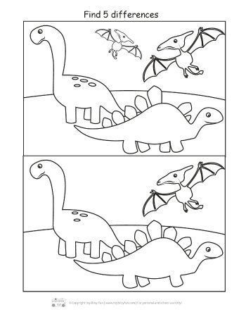 Kindergarten Dinosaur Worksheets Dinosaur Printable Preschool and Kindergarten Pack