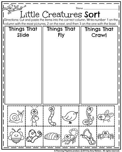 Kindergarten Science Worksheets 51 Ideas Science Worksheets for Kindergarten Classroom