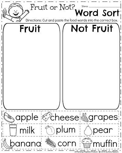 Kindergarten Science Worksheets Activities Spring Science Kindergarten Worksheet