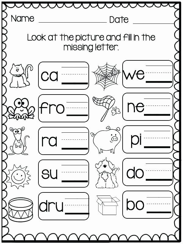 Kindergarten Three Letter Words Worksheets Pin On English Englannin Tunnille