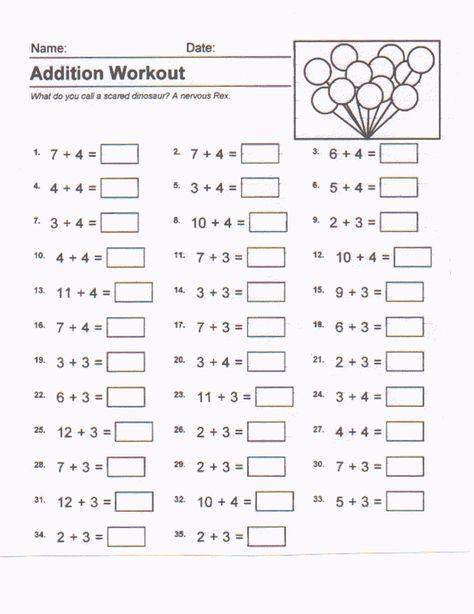 Kumon Maths Worksheets Printable Sample Kumon Math Worksheets