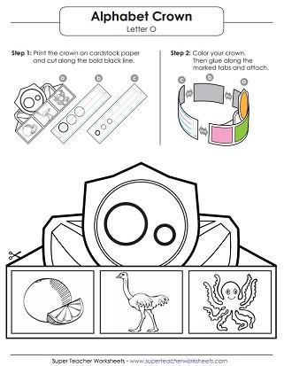 Letter O Worksheet for Kindergarten Letter O Worksheets Recognize Trace & Print