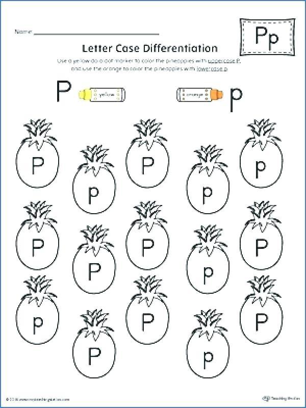 Letter P Preschool Worksheets Letter P Preschool Worksheets Kindergarten Worksheets
