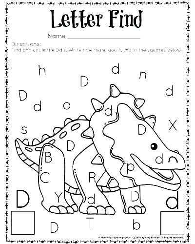 Letter Recognition Worksheets for Kindergarten Letter A Activities for Kindergarten Letter Recognition