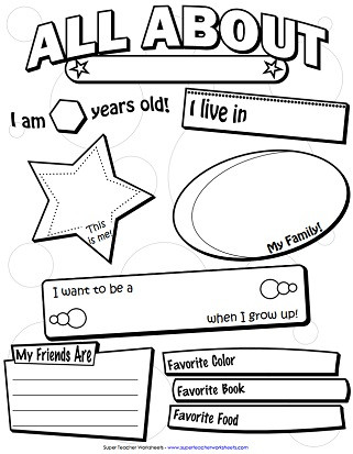Making Friends Worksheets Kindergarten Printable Back to School Worksheets