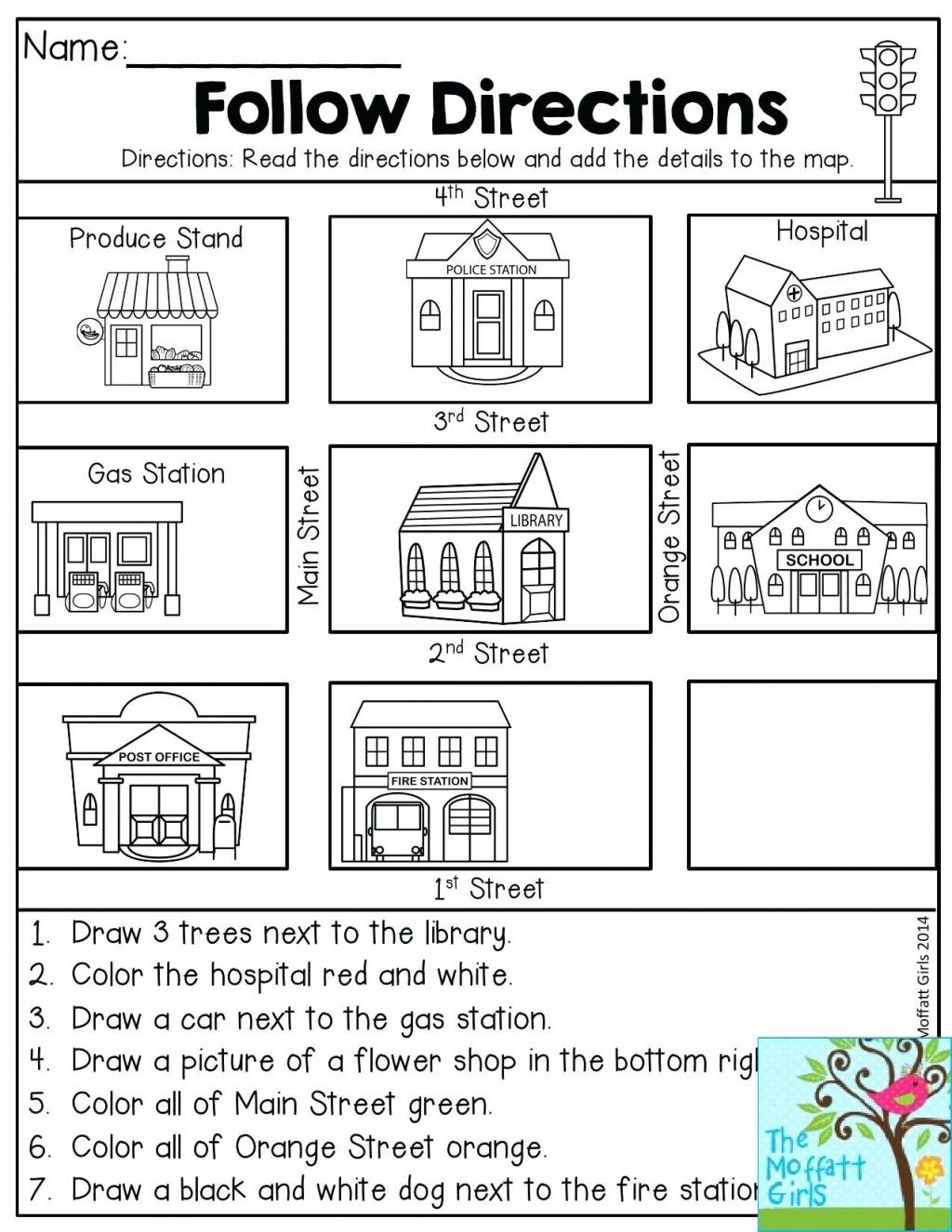 Map Scale Worksheet 3rd Grade 6 Map Scale Worksheets 3rd Grade Worksheets